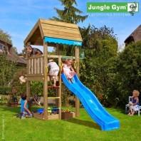 Loc de joaca pentru copii - JUNGLE GYM HOME