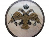 Medalion pentru Biserica - Vulturul Bicefal SIDORA