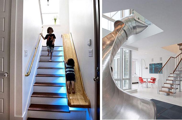 7 idei pentru o casă în care distracția este la ea acasă pentru copiii mai mici