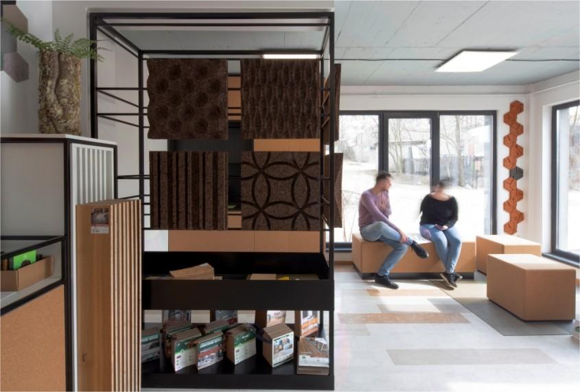 Noul showroom CORKLINE în Cluj-Napoca – locul perfect pentru inspirație