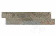 Panel Ardezie Flexibila SKIN - Jeera Green 60 x 15 cm (fara 3M pe spate) -