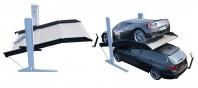 MODULO SLANT - Sistem de parcare dependent, inclinat, fara fundatura