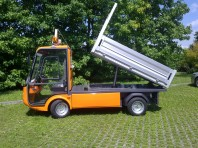 "Autocamion  model ""PICK-UP GASTONE"""