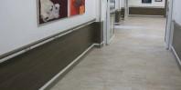 Profil de protectie din PVC pentru pereti - SPM Panou Decowood