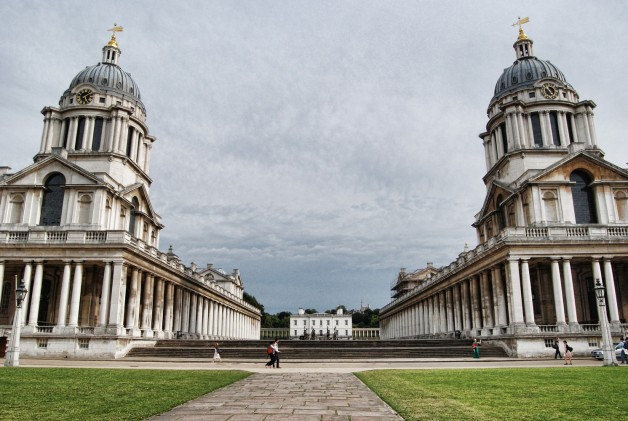 "<b>Colegiul Old Royal Naval</b> <p style=""text-align: left;"">Spitalul Greenwich a fost construit in 1692 pentru pensionarii din marina. In prezent, gazduiesteColegiul Old Royal Naval.</p><p><br _mce_bogus=""1""></p>"