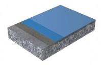 Sika®-ComfortFloor® - Sapa elastica colorata, cu emisie redusa de compusi organici volatili COV, nivelata