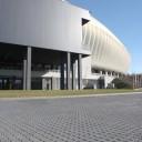 Amenajarea Stadionului Cluj Arena, din Cluj-Napoca, cu produse furnizate de Elis Pavaje