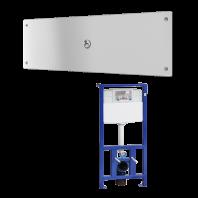 Unitate de spalare pentru vase WC - SANELA SLW 02PA