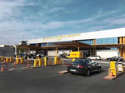 Sistem parcare cu plata la Aeroport Cluj-Napoca  Cluj-Napoca TRITECH GROUP