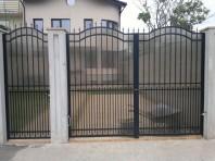 Porti de acces metalice