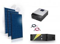 Sistem fotovoltaic Hibrid 10kw cu baterie LifePo