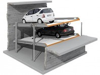 Sistem de parcare hidraulic - MultiBase 2078i