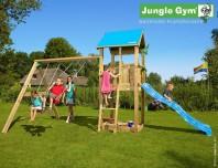 Complex de joaca - JUNGLE GYM CASTLE SWING