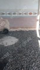 Reabilitarea pardoselii cu granule de sticlă celulară în Castelul Sándor-Metternich din Bajna