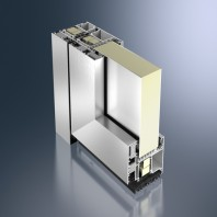 Profil din aluminiu pentru usa - Schüco ADS 112.IC