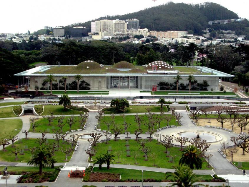 Academia de Stiinte din California - San Francisco SUA