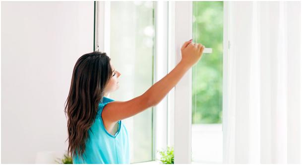 Ventilarea încăperilor cu geamuri termopan