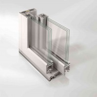 Sistem de usi liftant-glisante din PVC - Schüco LivIngSlide