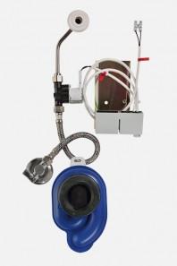 Unitate de spalare cu senzor radar pentru pisoare - SANELA SLP 53RS