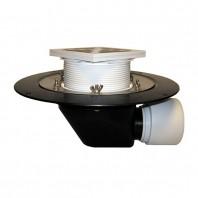 Receptor pentru acoperis circulabil, DN75/110 cu iesire orizontala - HL64B