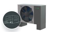 Pompa de căldură aerotermală - ECOAir WPLT 7-34 kW