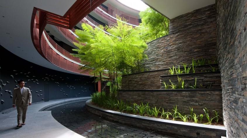 Cum arată complexul Capella proiectat de Foster + Partners, care găzduiește summitul istoric SUA-Coreea de Nord