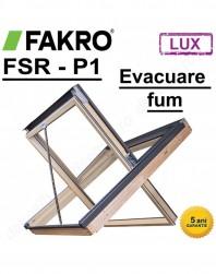 Fereastra evacuare a fumului FAKRO FSR-P1