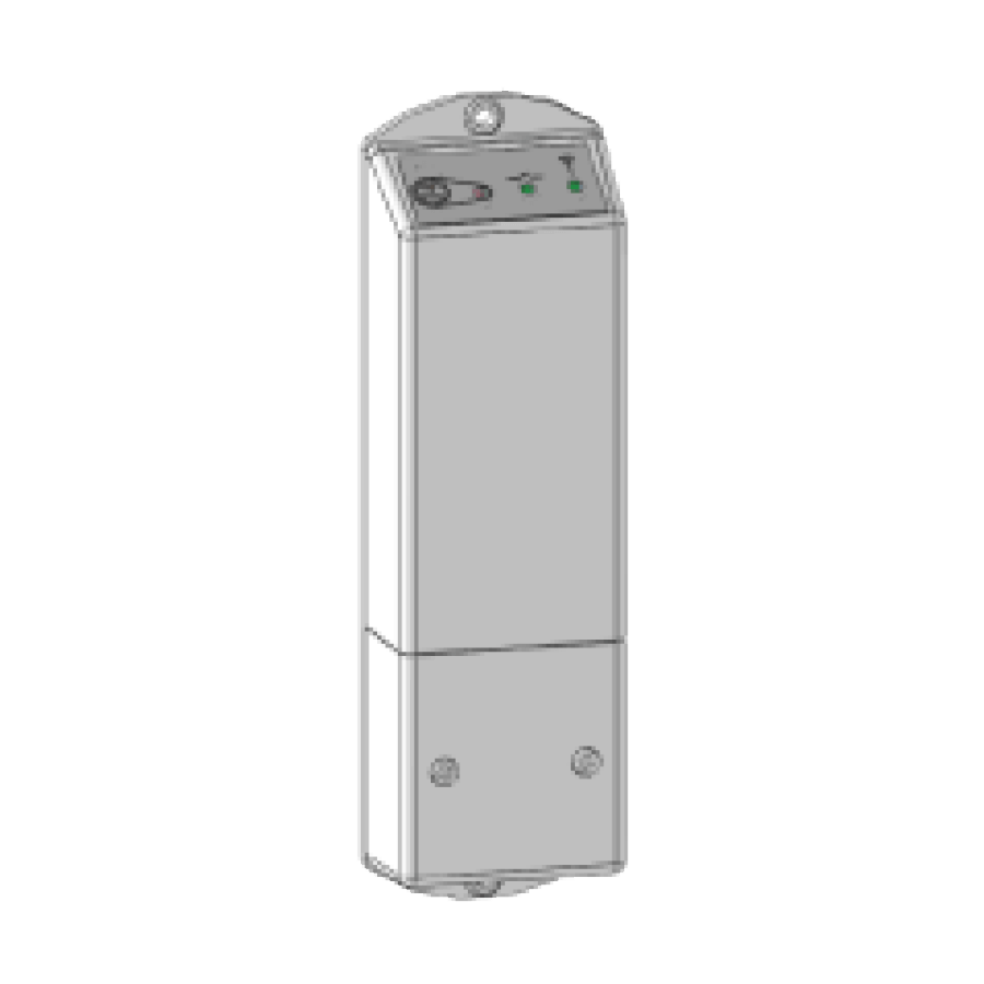 Receiver termostat cu RF