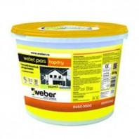 Tencuiala decorativa Weber Top Dry