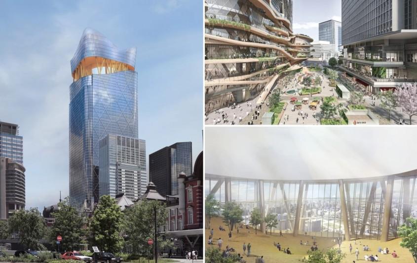 Cum va arăta cea mai înaltă clădire din Japonia