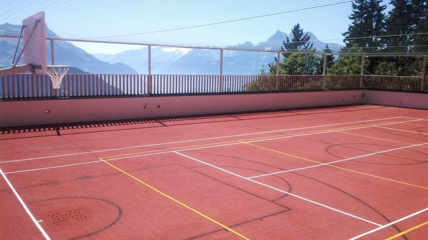 Sistem turnat campus scolar 1.100mp - Elvetia, 2016