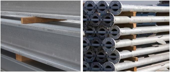 Hub BERG BANAT pentru zincarea termică a produselor, la Câmpia Turzii