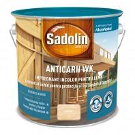 Impregnant incolor pentru protectia lemnului impotriva daunatorilor - Sadolin ANTICARII WK