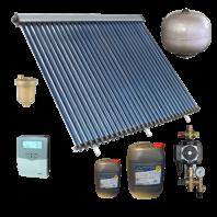 Pachet Solar fara boiler C303