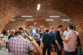 Iluminat cramă Cetatea Oradea – Salonul Vinurilor Millésime