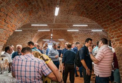 Iluminat led crama pentru vinuri Cetatea Oradea  Oradea ELECTRONIC INTERACTIV