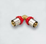 Racorduri de presare pentru tub multistrat - 1653CT