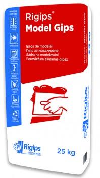 Pulbere de ipsos alb Rigips® Model Gips