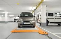 Platforma glisanta pentru parcare - ParkBoard PE