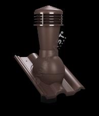 Coș ventilare țiglă Bramac TILE PLUS DN 125