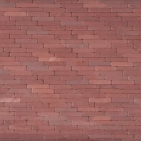 Sandstone Agra Red Fileti Antichizat 4 x 20 x 1 cm PIATRAONLINE  PND-675