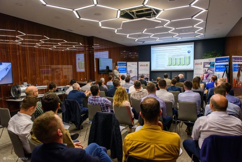 Întânirile directe cu partenerii și clienții sunt parte integrantă a strategiei de business ELCO