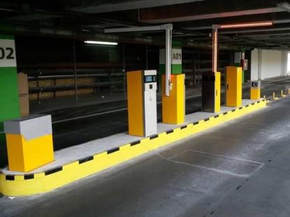Sistem de parcare cu plata Equinsa  Bucuresti TRITECH GROUP