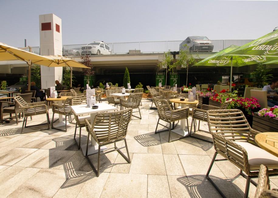 <b>Cafeneaua Costadoro Mega Mall</b> O propunere Sensio reconfortanta in aceeasi masura in care este exotica.