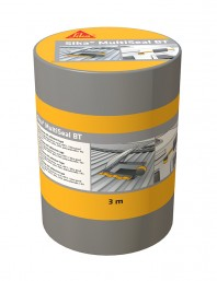 Sika® MultiSeal-BT - Banda sigilanta autoadeziva pe baza de cauciuc butyl