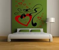 Sticker Te iubesc! - Beestick