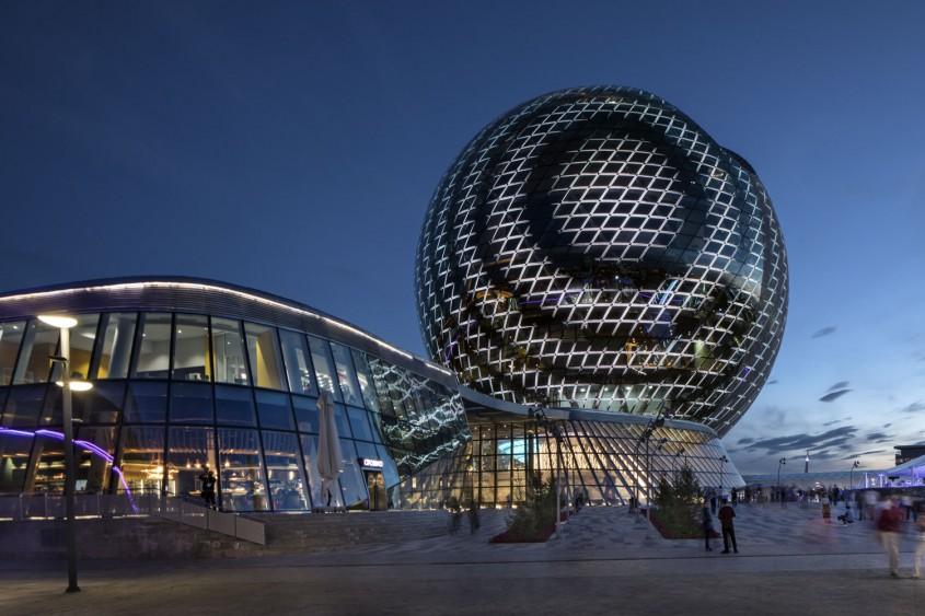 O viziune arhitecturală realizată prin inginerie de înaltă calitate