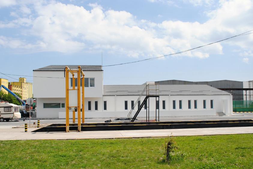 Vestiare pentru angajatii fabricii de pulberi metalice - Buzau 01.9  Buzau AsiCarhitectura