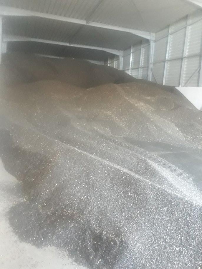 Cum a fost folosit Penetron Admix la un depozit de cereale din Covasna