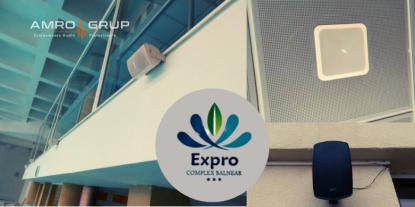 sistem-audio-ambiental-hotel- Expro-Bazna-sibiu-furnizat-Amro-grup-bucuresti  Bazna, Sibiu AMRO ELECTRONIC GRUP